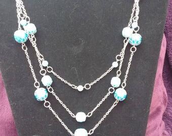 Necklace 3 rows