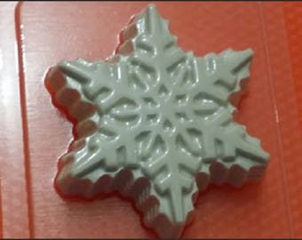 Soap mold, Icetray, Form for chocolate, Clean, the Snowflake, Snow, Winter, Cold