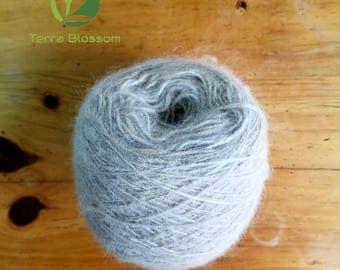 100% Pure Hand Spun Alpaca Yarn - 150 Grams