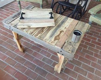 Veteran Made - Rustic Pallet Table