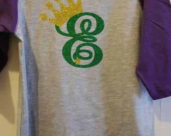 Simple Mardi Gras shirt