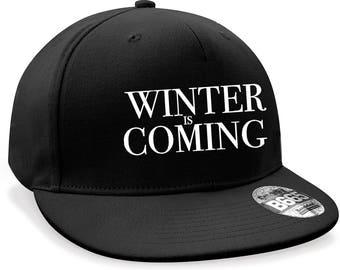 Winter Is Coming,BEECHFIELD  Snapback Baseball Cap