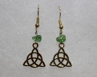 Irish Knot Earrings
