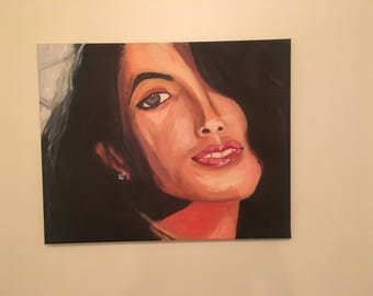 Aaliyah Portrait