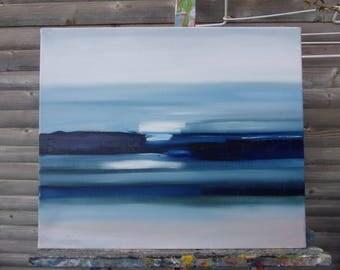 Beautiful Sea-Island, oil painting canvas, painting, painting, painting