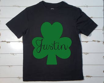 Shamrock St. Patrick's Day Shirt