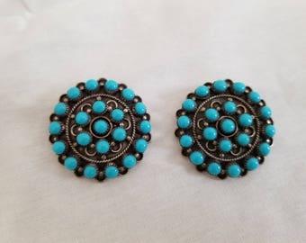 Vintage Turquoise earrings