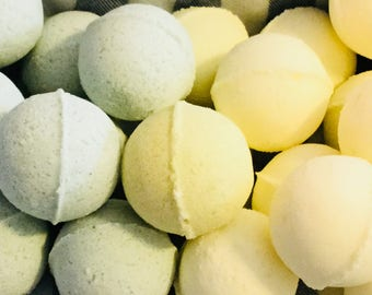 Natural therapeutic bathbombs