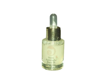 Serum in snail slime gel with 70% of elicine