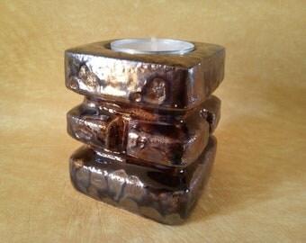 Ceramic candle holder - 2240-010