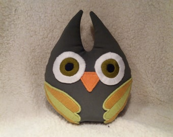 Nature Owl Plush