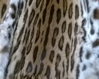 Rare Fur Ocelot