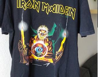 Iron Maiden Vintage Shirt 1988