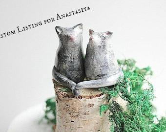 CUSTOM ORDER For Anastasiya