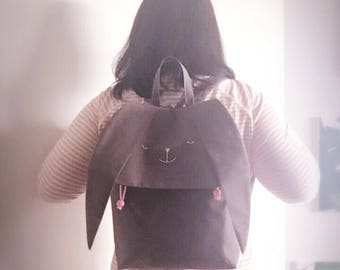 Down The Rabbit Hole --- The City Backpack