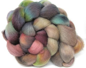 Dorset Horn Hand Dyed Combed Wool Top 100g DH60