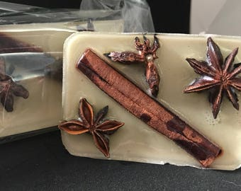 Star Anise Soap Bars - Anise & Citrus Scented