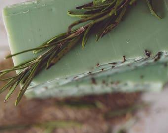 Rosemary - Organic Handmade Artisan Soap