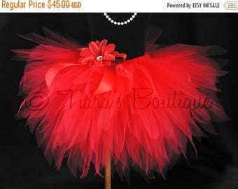 SUMMER SALE 20% OFF Baby Tutu - Sewn Infant Toddler Pixie Tutu - Design Your Own Custom Sewn 12'' 3 Tiered Layered Pixie Tutu - newborn up t