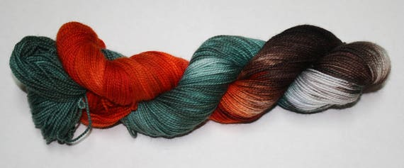 Surrender Hand Dyed Sock Yarn