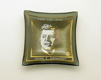 Vintage John F Kennedy JFK Campaign Memorabilia