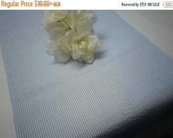 ON SALE SEERSUCKER Table Linens- Colors- Seersucker Table Runners or Napkins, Navy blue, light blue, red,  lime, pink, yellow,Cotton wedding