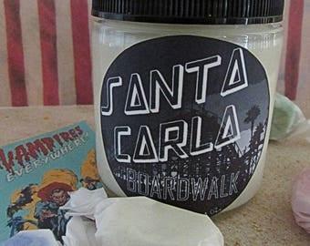 Lost Boys inspired Santa Carla Boardwalk candle