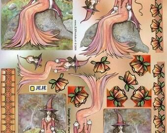 3D Fantasy Fairy by JeJe Produckt