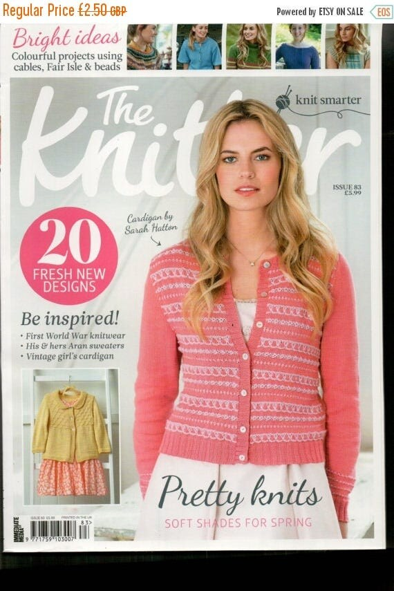 Christmas In July The Knitter Knitting Magazine Issue 83 April 2015