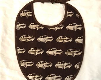 Vroom Vroom Bib **SALE**