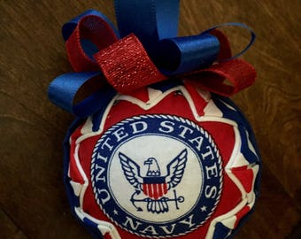 United States Navy military ornament