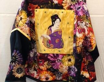 JAPANESE GEISHA JACKET