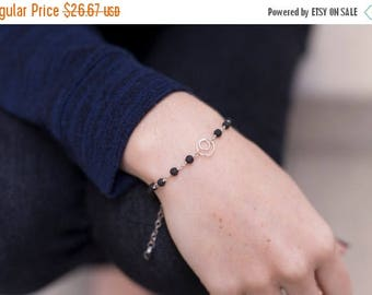 SUMMER SALE LAVA Rock diffuser jewelry for essential oils - simple / lava essential oil bracelet