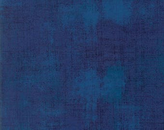 Grunge Basics in Regatta by Basic Grey for Moda Fabrics 1/2 Yard