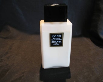 Vintage Coco Emulsion Body Lotion By Chanel