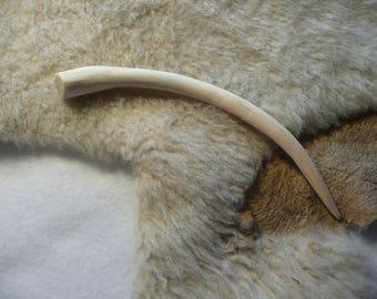 Elk Antler Hair Pick Stick Comb Fork  #40