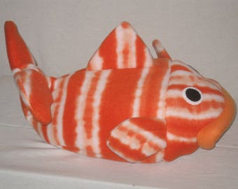 Minnow pet beds for ferrets, hedgehogs and more. Goldfish/Koi