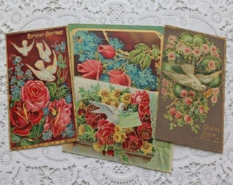 Lovely Antique Postcards