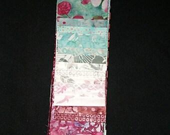 20 pc set ROSE QUARTZ HOFFMAN Bali Poppy