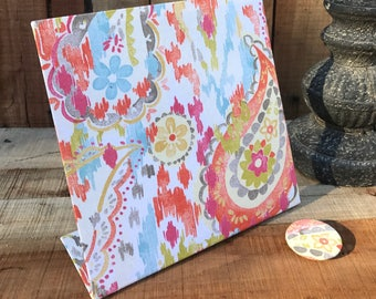 Magnetic Board, Hostess Gift, Desk Organizer Idea, Trending, Vision Board, Decorative Magnetic Board, Magnetic Board