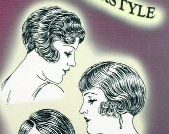 Downton Abbey Mary's New Style 1920s Cutting the Flapper Bob Bobbed Hairstyles 20s Dress Miss Fishers Murder Mysteries