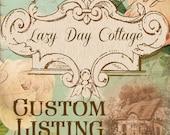 Custom Listing for Kirin