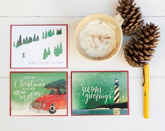 Buy 3 Greeting Cards, Get 1 Free: Assorted Choose-Your-Own Single Greeting Cards
