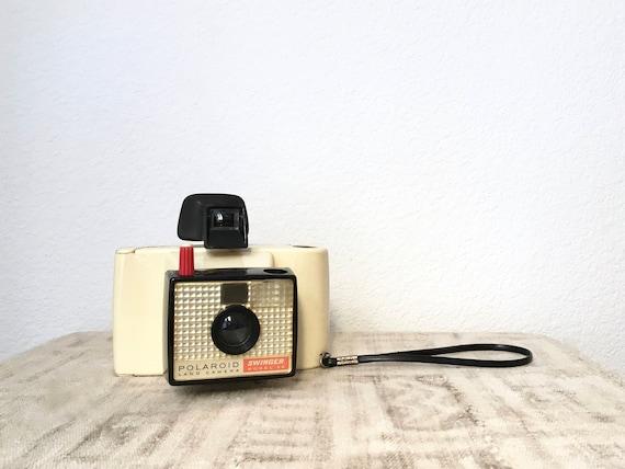 Vintage Polaroid Land Camera, Swinger Model 20