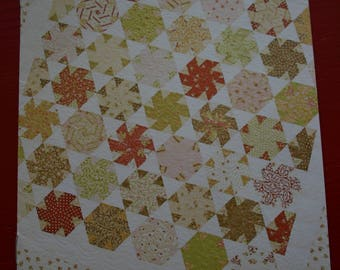 Jelly Girl Quilt Pattern by Fig Tree & Company