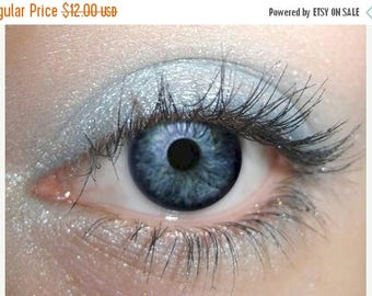 SALE Pale Blue Eyeshadow, Mineral Eye Color, Mineral Eye Shadow, Mineral Eyeshadow, Pale Blue Eye Shadow, Natural Eye Color, SKY