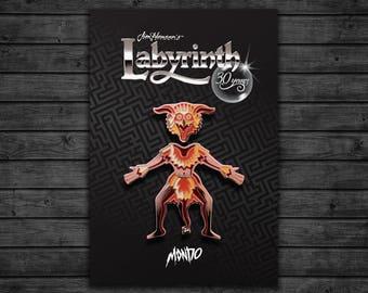 Labyrinth: Fireys Two-Pin Set