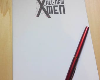 All new X-Men comic blank cover drawing art by boo rudetoons commission marvel sketch picture cartoon avengers