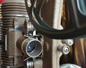 Bell and Howell Antique 8mm Projector