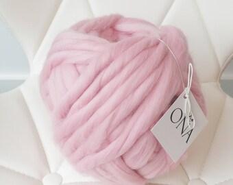 Super bulky Chunky jumbo yarn 500g xxl wool giant merino wool yarn hand spun chunky knitting UK seller